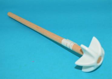 Quirl mit Plaste 36 cm
