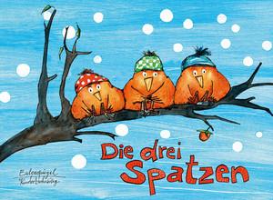 """Buch """"Die drei Spatzen"""""""