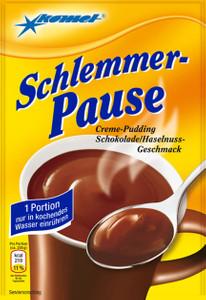 Schlemmerpause Tassenpudding Schokolade/Haselnuss-Geschmack