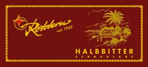Rotstern Schokolade Halbbitter