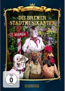 """Die Bremer Stadtmusikanten"" DVD"