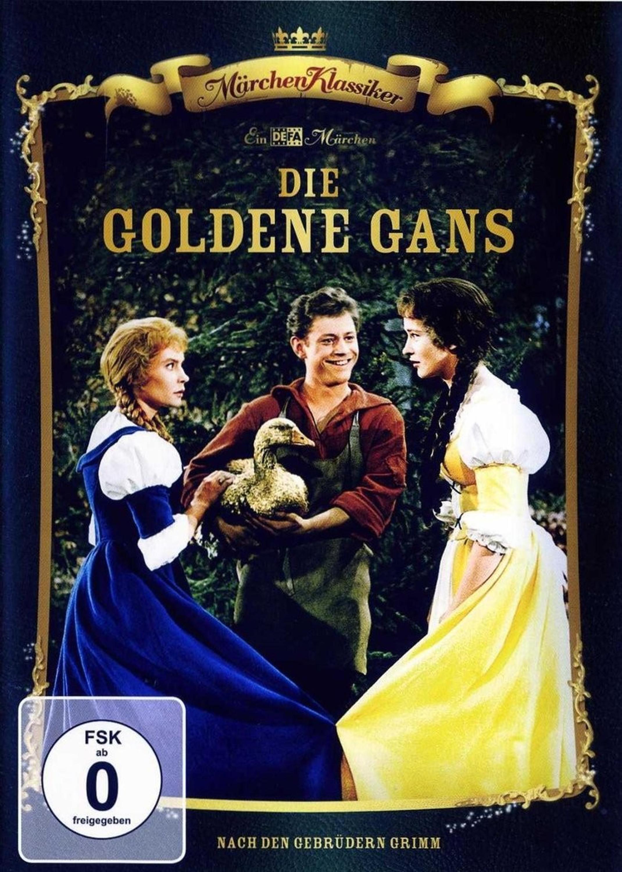 """""""Die goldene Gans"""" DVD"""