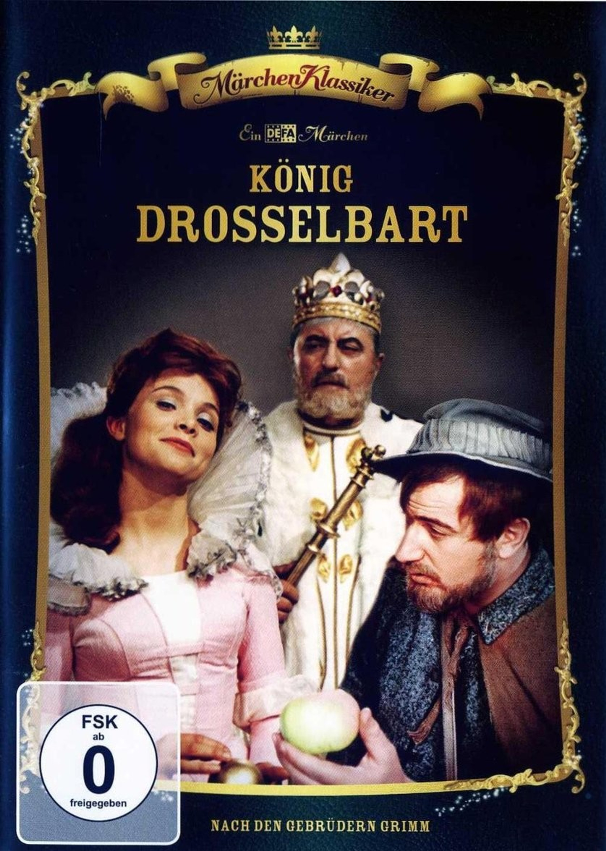 """König Drosselbart"" DVD"