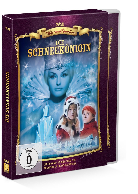 """""""Die Schneekönigin"""" DVD"""