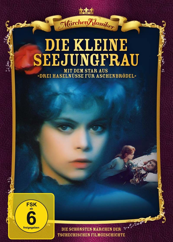 """""""Die kleine Seejungfrau"""" DVD"""