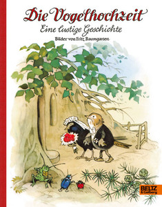 Die Vogelhochzeit - Kinderbuch 001