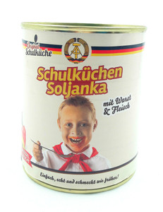 Schulküchen Soljanka