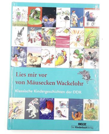 """Buch """"Lies mir vor von Mäusecken Wackelohr"""""""