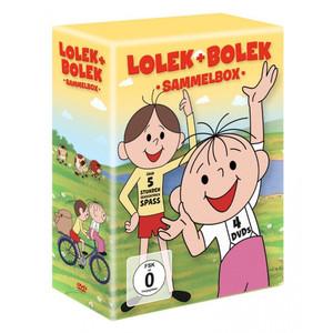 """Lolek & Bolek Sammelbox"" auf DVD"