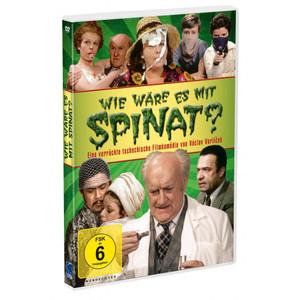 """""""Wie wäre es mit Spinat?"""" auf DVD"""