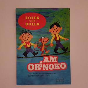 Lolek & Bolek - Am Orinoko 001