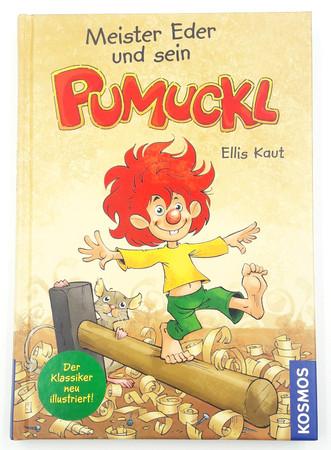 """Buch """"Meister Eder und sein Pumuckl"""""""