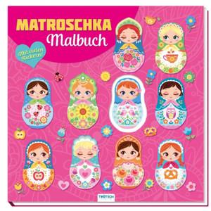 MATROSCHKA Malbuch