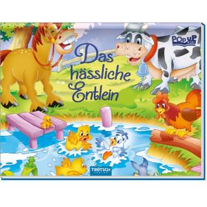 Mini Popup-Buch Das hässliche Entlein