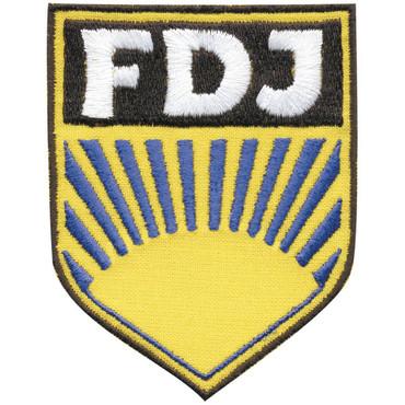 AUFNÄHER - DDR - FDJ