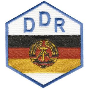 AUFNÄHER - DDR - Wappen  001