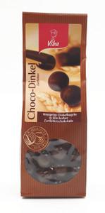 Viba Choco-Dinkel Zartbitter 100g