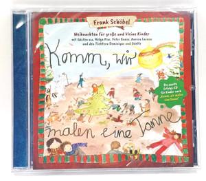 """Frank Schöbel CD """" Komm, wir malen eine Tanne"""""""