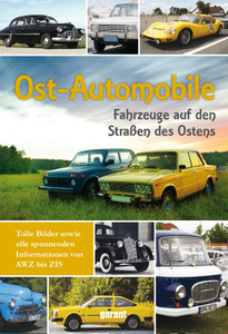 Buch Ost- Automobile