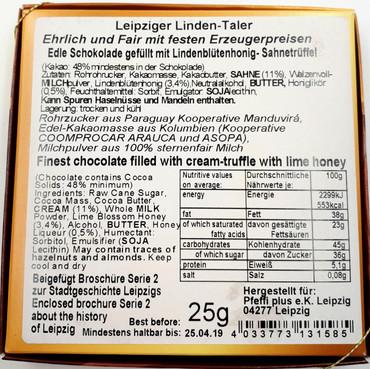 Leipziger  Linden-Taler