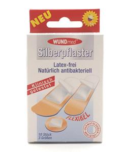 WUNDmed® Silberpflaster Steril