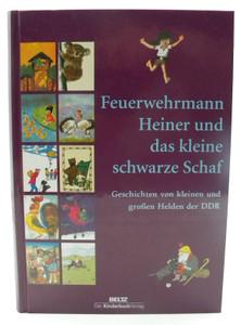 Buch Feuerwehrmann, Heiner und das kleine schwarze Schaf