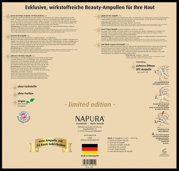 Kosmetik - Adventskalender - Napura Kosmetik