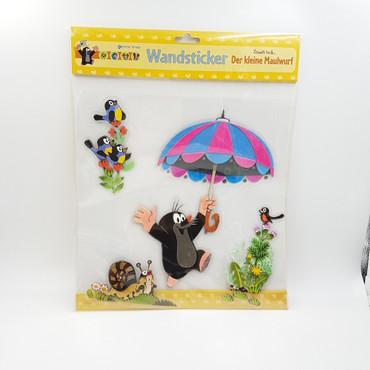 """Wandsticker """"Der kleine Maulwurf"""""""