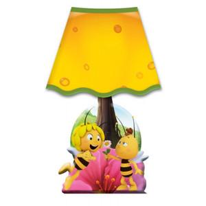 """Wandsticker """"Die Biene Maja"""" mit Licht 001"""