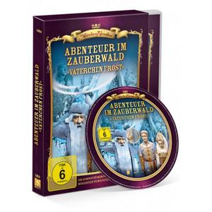 """""""Abenteuer im Zauberwald - Väterchen Frost"""" auf DVD 001"""
