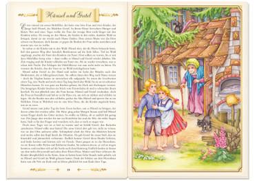 Die schönsten Märchen mit CD Hörbuch