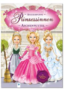 """Anziehpuppe """"Aschenputtel"""""""