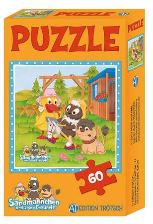 "Puzzle ""Sandmännchen"""