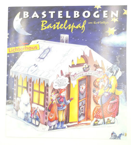 Bastelbogen Winter
