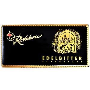 Rotstern Edelbitter Schokolade 001