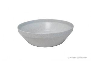 Dessertschüssel granit weiß gesprenkelt