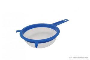 Passiersieb 18 cm pastellblau