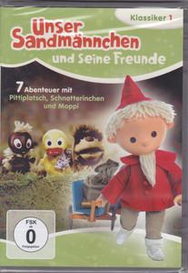 """""""Unser Sandmännchen"""" DVD Abendgruß Nr. 1"""