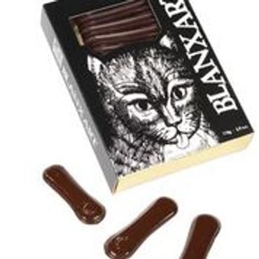 Blanxart - Katzenzungen - Zartbitterschokolade