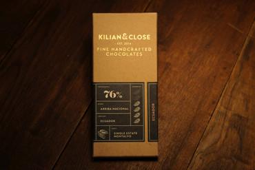 Kilian&Close - 76% (Ecuador) - Tafel