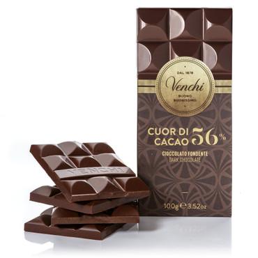 Venchi - Tafel - Cuor di Cacao 56%