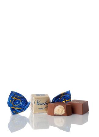 Venchi - Cubotto Cuor di Cacao / Crema Latte / Crema Cacao