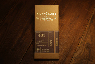 Kilian & Close - 48% Kakaonibs - Tafel