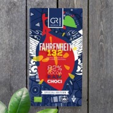 Georgia Ramon - Bio Fahrenheit 132 82% - Tafel