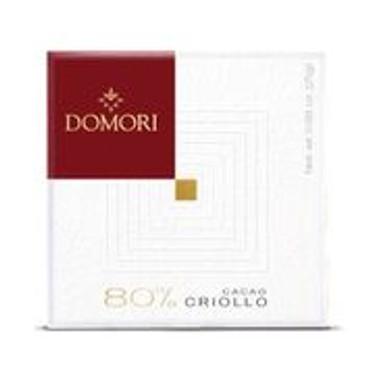 Domori - Criollo 80% - Tafel