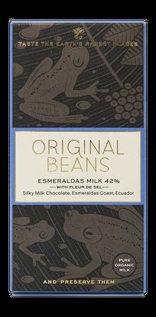 Original Beans-Esmeraldas Milk 42%