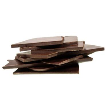 Bruchschokolade-Belg. Zartbitter pur (60%)
