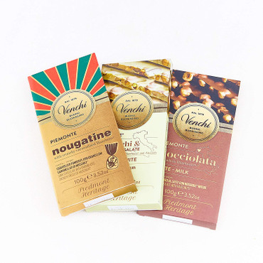 [Paket] Venchi Schokolade - Piemonte Mix Set