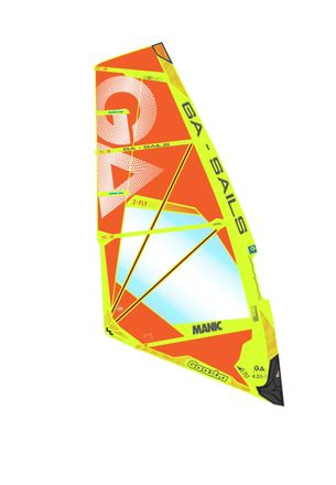 Manic C2 Orange Segel Ga Gaastra 2020