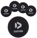 Duotone Air Port Valve Protection Patch (5pcs) Black Kite Reparatur Patch für Ventil